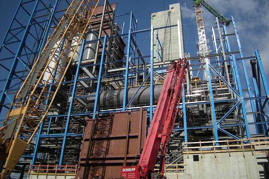 SCIA Statiksoftware - Dimensionierung und Berechnung Stahlkonstruktionen im Anlagenbau