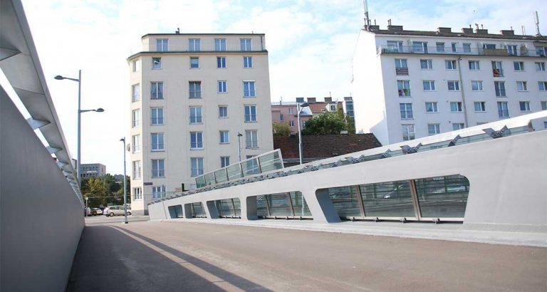 SCIA Statiksoftware - Bauwerksplanung Kempelenbrücke Wien