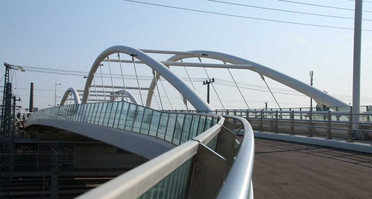 SCIA Statiksoftware - Dimensionierung Südbahnbrücke Wien