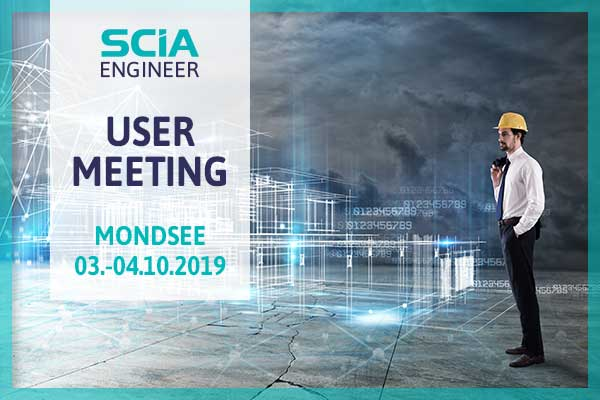 SCIA User Meeting 2019